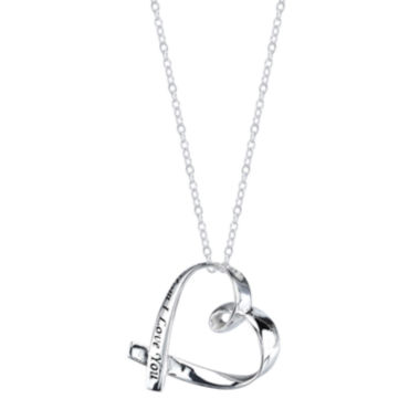 jcpenney.com | Footnotes Too Pendant Necklace