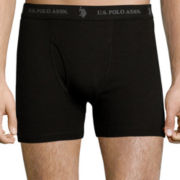 U.S. Polo Assn.® 3-pk. Boxer Briefs