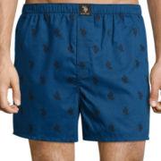 U.S. Polo Assn.® 3-Pk. Woven Boxers