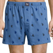 U.S. Polo Assn.® 3-pk. Knit Cotton Boxers