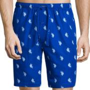 U.S. Polo Assn.® Woven Pajama Shorts