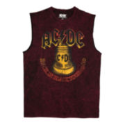 ACDC Bells Live Cotton Tank Top
