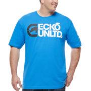 Ecko Unltd.® Short-Sleeve Graphic Tee - Big & Tall