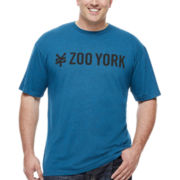 Zoo York® Short-Sleeve Straight Core Graphic Tee - Big & Tall