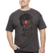 Fifth Sun™ David Bowie Short-Sleeve Graphic Tee - Big & Tall