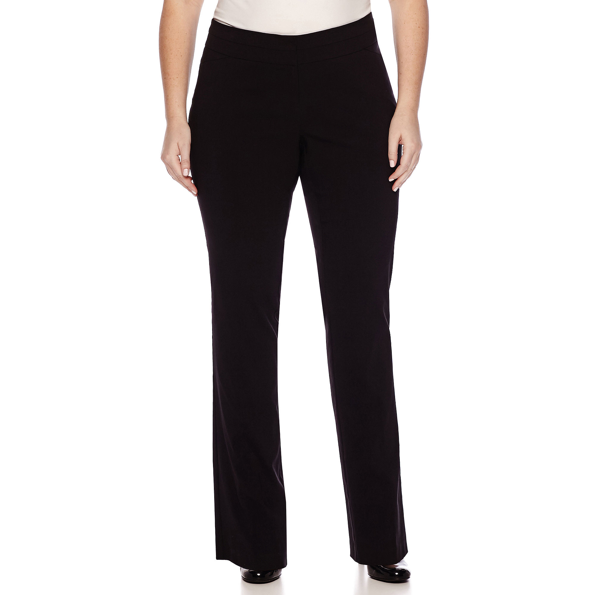 Heart & Soul Double Waist Pants - Juniors Plus plus size,  plus size fashion plus size appare