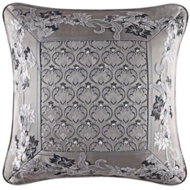 "jcpenney.com | Queen Street® Arabella 20"" Square Decorative Pillow"