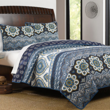 jcpenney.com | Greenland Home Fashions Medina Quilt Set or Accessories