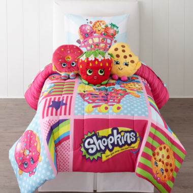 jcpenney.com | Shopkins Twin/Full Comforter & Accessories