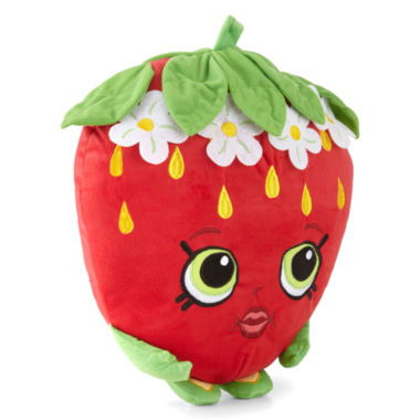 jcpenney.com | Shopkins Strawberry Kiss Pillow Buddy