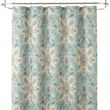 jcpenney.com | JCPenney Home™ Gresham Shower Curtain