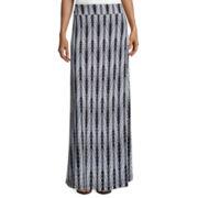 Liz Claiborne® Knit Maxi Skirt - Petite