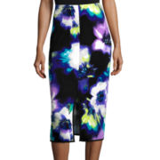 Worthington® Center-Split Pencil Skirt