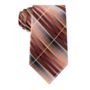 Van Heusen® Flex Four-Tone Stripe Silk Tie