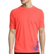Nike® Liquid Swoosh Short-Sleeve Swim Tee