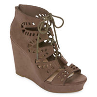 Bamboo Parker 53s Womens Shooties (Black or Taupe)