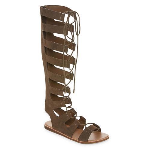 Bamboo Stardust 14m Womens Gladiator Sandals
