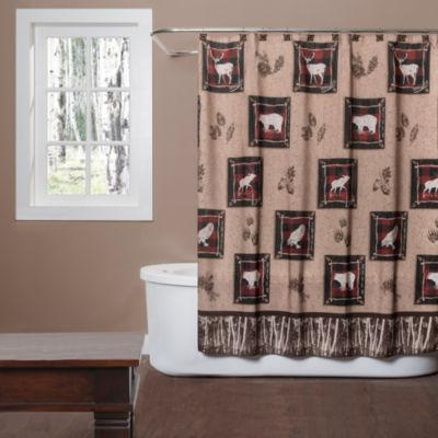 Saturday Knight Sundance Shower Curtain