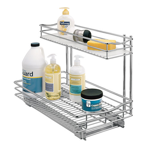 """Lynk Professional Roll-Out Under Sink Drawer 11x21"""""""