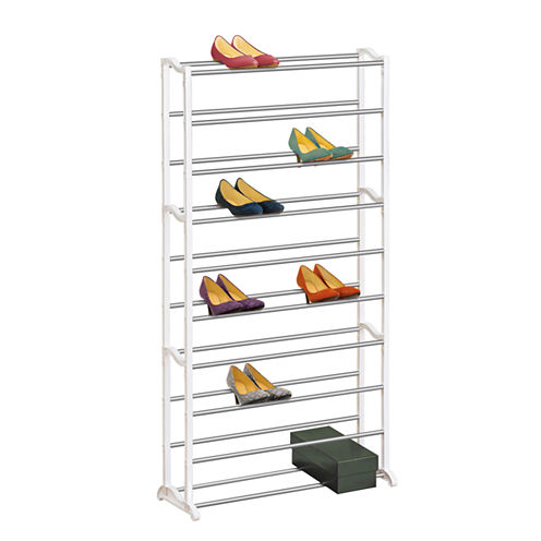 LYNK® 20-Pair Shoe Rack