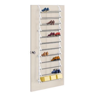 jcpenney.com | LYNK® 50-Pair Over-the-Door Shoe Rack