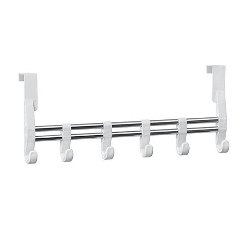 LYNK® 6-Hook Overdoor Rack