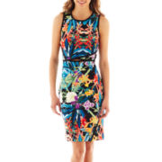 nicole by Nicole Miller® Sleeveless Surplice Dress