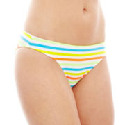 Arizona Striped Hipster Swim Bottoms