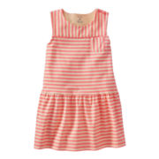 Carter's® Sleeveless Striped Dress - Girls 5-6x