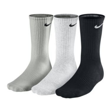 jcpenney.com | Nike® 3-pk. Performance Crew Socks