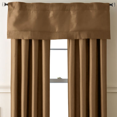 jcpenney.com | Royal Velvet® Encore Back-Tab Pleated Valance