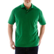 The Foundry Supply Co.™ Solid Quick-Dri® Polo-Big & Tall