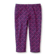 Total Girl® Capri Leggings – Girls 7-16 and Plus