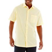 Van Heusen® Button-Front Shirt–Big & Tall