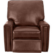 Hannah Faux-Leather Recliner