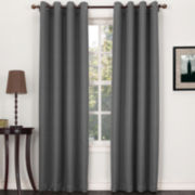 Sun Zero™ Sampson Grommet-Top Blackout Curtain Panel