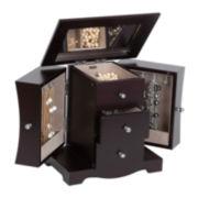 Mele & Co. Ceylon Jewelry Box