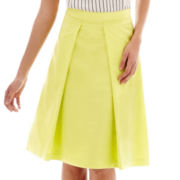 Worthington® Pleated Full Skirt - Tall