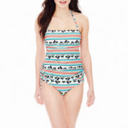 Arizona Print Bandeaukini Swim Top or Hipster Bottoms - Juniors
