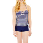 Arizona Bandeaukini Swim Top or Boyshort Bottoms - Juniors