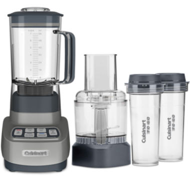 jcpenney.com | Cuisinart® Velocity Ultra Trio 1-HP Blender/Food Processor with Travel Cups