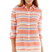 Stylus™ Long-Sleeve Essential Shirt