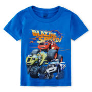 Blaze Short-Sleeve Graphic Tee - Toddler Boys 2t-5t