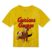Curious George Graphic Tee - Toddler Boys 2t-5t