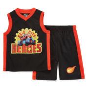 Novelty 2-pc. Blaze Basketball Set - Toddler Boys 2t-5t