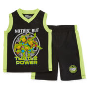 Novelty 2-pc. Teenage Mutant Ninja Turtles Basketball Set - Toddler Boys 2t-5t