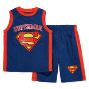 Novelty 2-pc. Superman Basketball Set - Toddler Boys 2t-5t