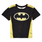 Novelty Short-Sleeve Batman Tee - Preschool Boys 4-7