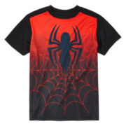 Novelty Short-Sleeve Spider-Man® Tee - Preschool Boys 4-7