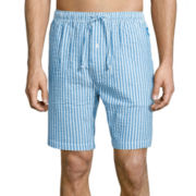 U.S. Polo Assn.® Seersucker Pajama Shorts